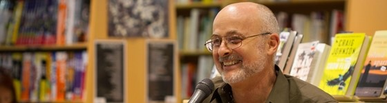 DAVID BRIN scientist