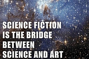 sci fi for teaching and inspiration