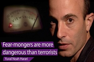 fear-mongers are more dangerous than terrorists