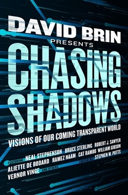 DAVID BRIN's Chasing Shadows