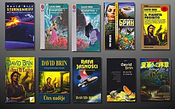 Brightness Reef's foreign editions