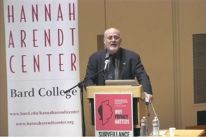 David Brin's speech at Bard College