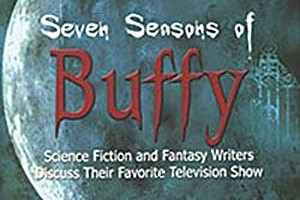 Seven Seasons of Buffy cover detail