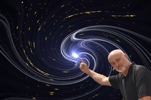 DAVID BRIN talks science