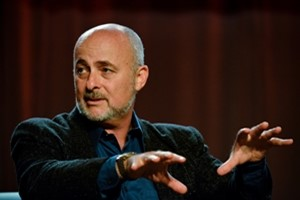 DAVID BRIN in discussion