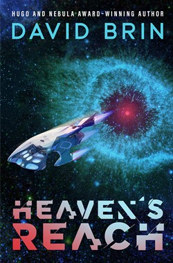 DAVID BRIN's Heaven's Reach