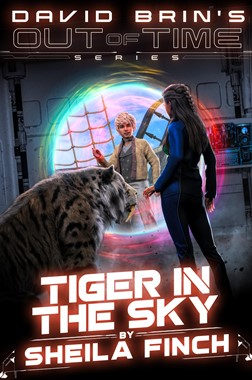 Tiger In the Sky cover image